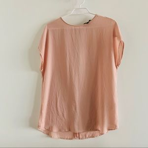 Banana Republic Short Sleeve Blouse